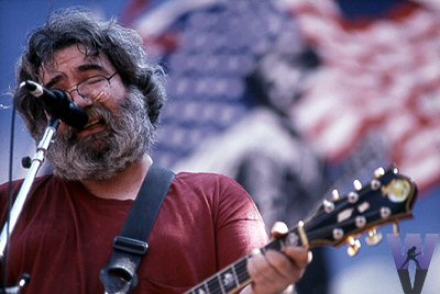 Jerry Garcia...Grateful Dead